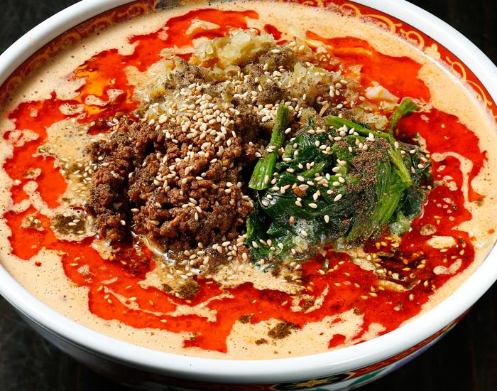 【ごちそう担々麺】極上!四川担々麺(味噌/醤油)